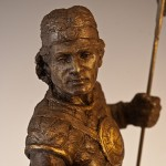 Stripling Warrior Closeup 1