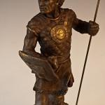 Stripling Warrior Closeup 2